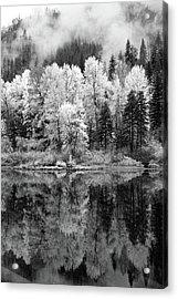 Reflected Glories Acrylic Print