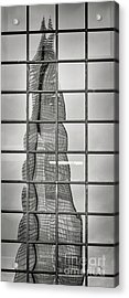 Reflected Shard Acrylic Print by Rod McLean
