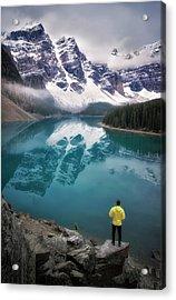 Reflecting On Reflections Acrylic Print