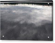 Reflection Acrylic Print by Jeff Porter
