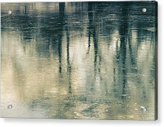 Reflection Acrylic Print by Ken Yan