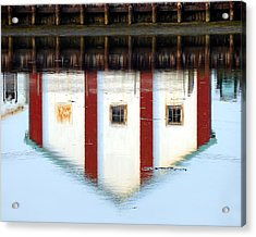 Reflection No 1 Acrylic Print