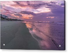 Reflection Of The Dawn Acrylic Print