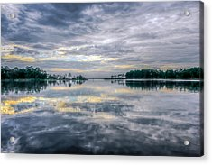 Acrylic Print featuring the photograph Reflection by Rob Sellers