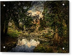 Acrylic Print featuring the photograph Reflection by Ryan Photography