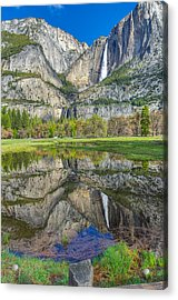 Acrylic Print featuring the photograph Reflection  by Scott McGuire