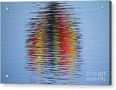 Reflection Acrylic Print by Steve Stuller