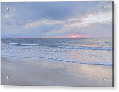 Reflections 10 Acrylic Print by Lonnie Christopher