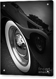 Reflections 2 Acrylic Print by Perry Webster