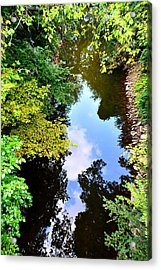 Paradigm Shift Acrylic Print