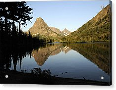 Reflections Acrylic Print by Keith Lovejoy