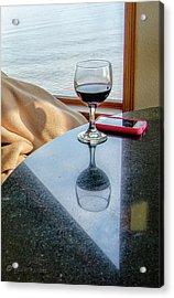 Reflections Lake Superior.... Acrylic Print