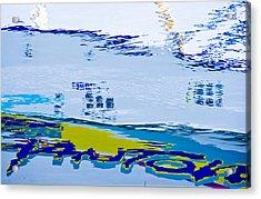 Reflections Of . . . Acrylic Print