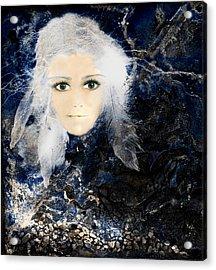 Reflectionsii Acrylic Print by Patricia Motley
