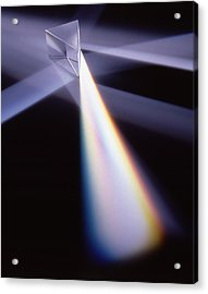 Refraction Acrylic Print