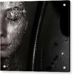 Regenerate Acrylic Print by Sophia Shine