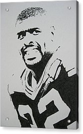 Reggie Acrylic Print