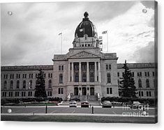 Regina Legislative Building Acrylic Print