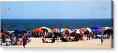 Rehobath Beach Acrylic Print