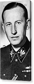 Reinhard Heydrich 1904-1942, High Acrylic Print by Everett