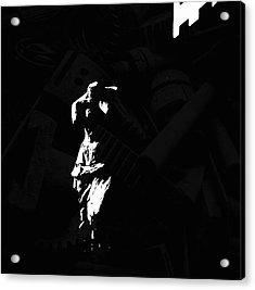 Reinventing Venus Acrylic Print