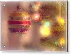 Acrylic Print featuring the photograph Relaxed Holiday by Christina Lihani