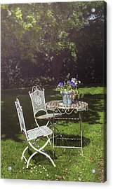 Relaxing Day In The Sun Acrylic Print by Joana Kruse