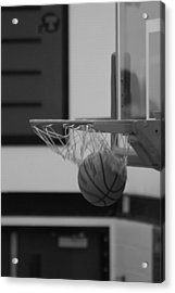 Acrylic Print featuring the photograph Release From The Net by Laddie Halupa