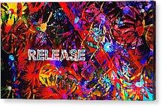Release Acrylic Print