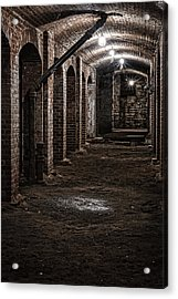 Remains  Acrylic Print