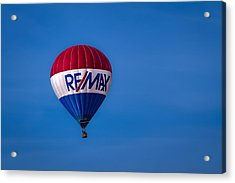 Remax Hot Air Balloon Acrylic Print