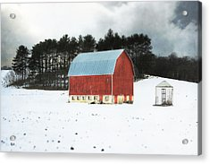 Acrylic Print featuring the photograph Rembering The Good Old Days by Julie Hamilton