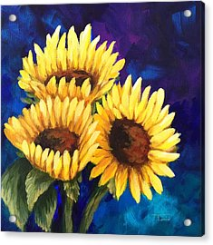 Remembrance Acrylic Print by Torrie Smiley