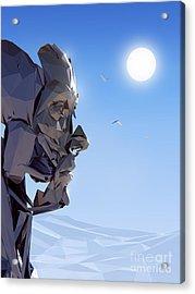 Remember Me Acrylic Print by Pixel Chimp