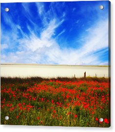 Remember Summer Acrylic Print