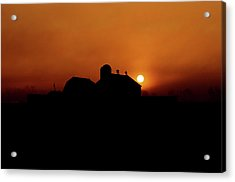 Acrylic Print featuring the photograph Remember The Sun by Robert Geary