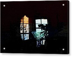 Remember The Time Acrylic Print