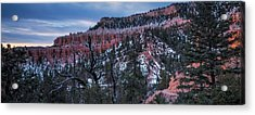 Acrylic Print featuring the photograph Remembering Bryce by Edgars Erglis