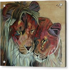 Remembering Cecil Acrylic Print