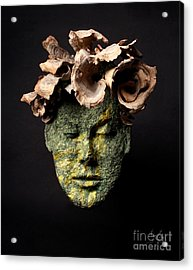Renewal Acrylic Print by Adam Long