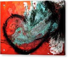 Renewal Acrylic Print by Laurie Wynne Weber
