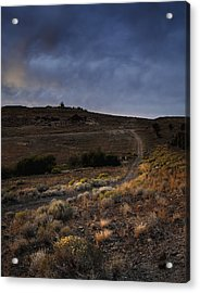 Reno Sunset Acrylic Print