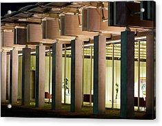 Renzo Piano Building Kimball Museum Acrylic Print