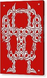 Requiem II Acrylic Print by David Umemoto