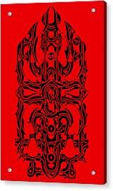Requiem IIi Acrylic Print by David Umemoto