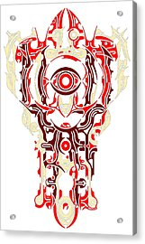 Requiem Vi Acrylic Print by David Umemoto