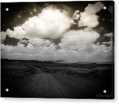 Reservation Road Acrylic Print