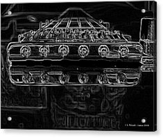 Resonate Acrylic Print