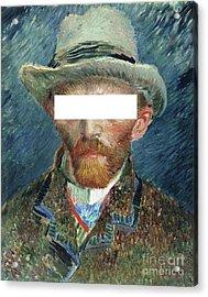 Respect My Privacy  Acrylic Print by Igor Kislev