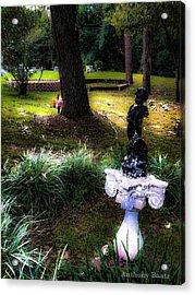 Acrylic Print featuring the photograph Rest In Peace by Anthony Baatz